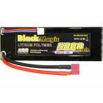 Black-Magic-LiPol-Car-74V-5000mAh-50C-Deans