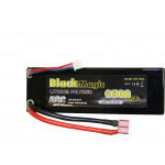 Black-Magic-LiPol-Car-74V-6500mAh-50C-Deans