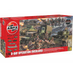 Airfix-D-Day-Operace-Overlord-75-vyroci-176-Giftset