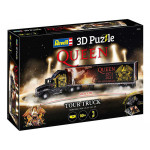 Revell-3D-Puzzle---QUEEN-Tour-Truck-50-vyroci