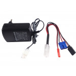 Robitronic-nabijec-Quick-Charger-4-8-NiMH-1A-AC