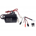 Robitronic-nabijec-Twin-Charger-Tx-240mA--Rx-09A-AC