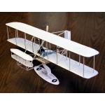 1903 Wright Flyer laser. vyrezavany 615mm