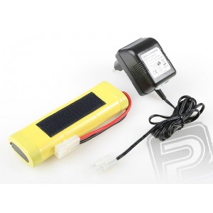 Power Set 7.2V/1800mAh NiCd [4ST390001]