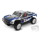 HIMOTO Short Course 1/10 scale RTR 4WD 2,4GHz - modre