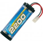 Power Pack 2200 - 7.2V - 6 clankovy NiMH Stickpack