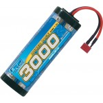 Power Pack 3000 - 7.2V - 6 clankovy NiMH Stickpack - US