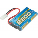 AA Pack 2200 - 9.6V - 8 clankovy NiMH pack