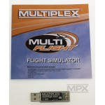 85165 USB-Interface MULTIflight Stick vc. MULTIflight PLUS CD (Windows)