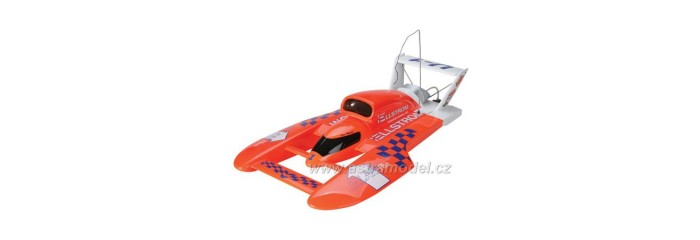Miss Elam 1:12 Brushless Hydro RTR